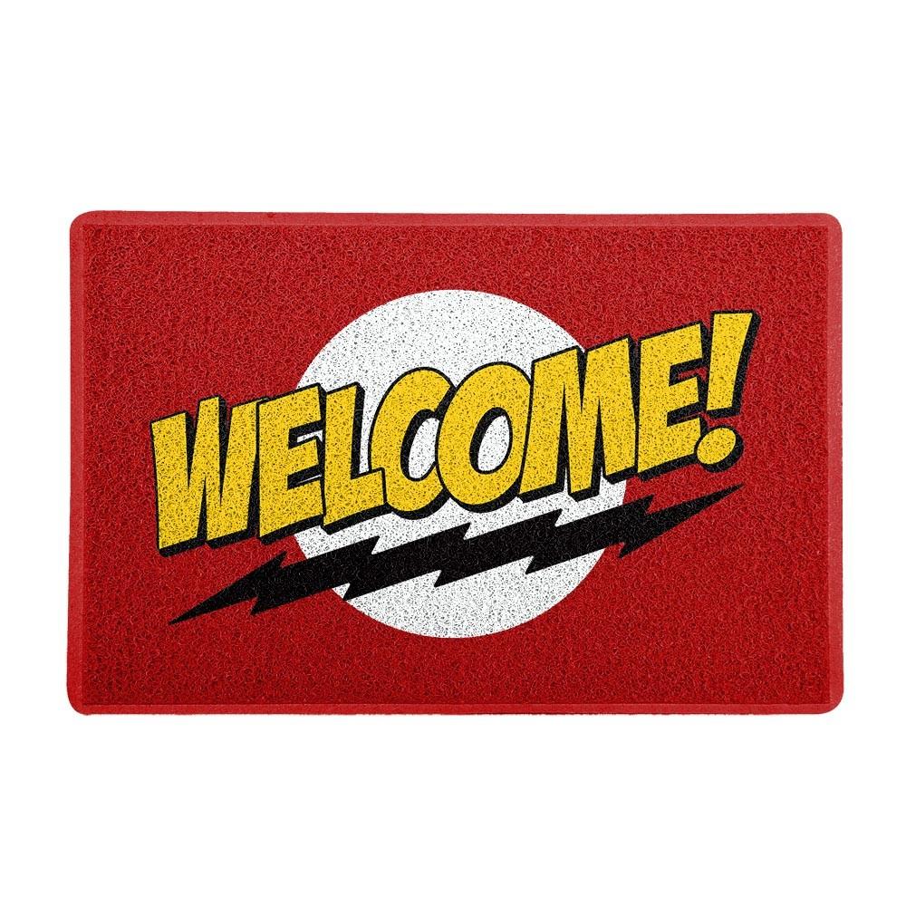 Capacho Welcome! Big Bang Theory