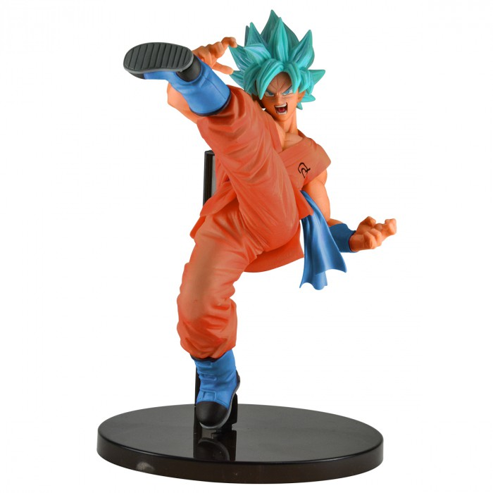 DRAGON BALL SUPER GOKU BLUE SPECIAL