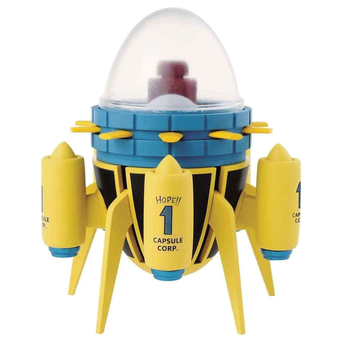 DRAGON BALL SUPER MEGA WCF FIGURE COLLECTION - TIME MACHINE