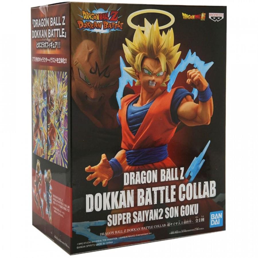 DRAGON BALL Z DOKKAN BATTLE COLLAB SUPER SAIYAN 2 GOKU ANGEL