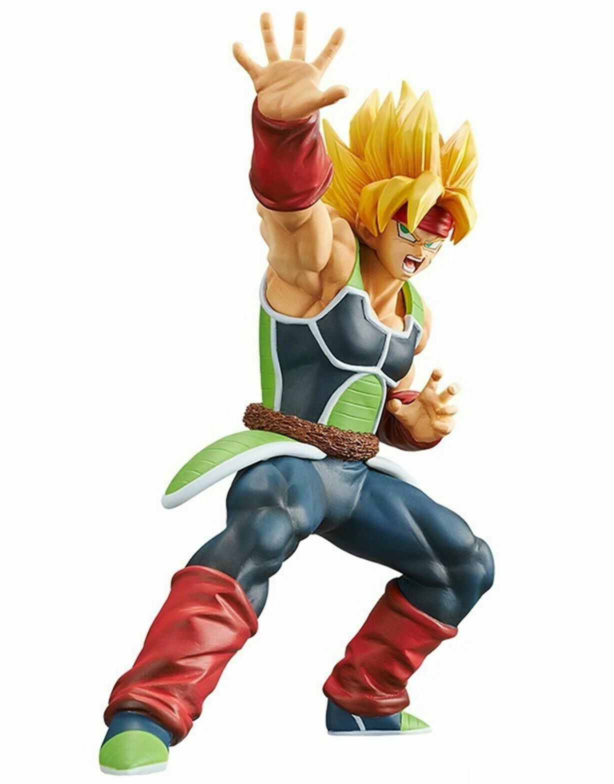 DRAGON BALL Z SUPER SAIYAN BARDOCK