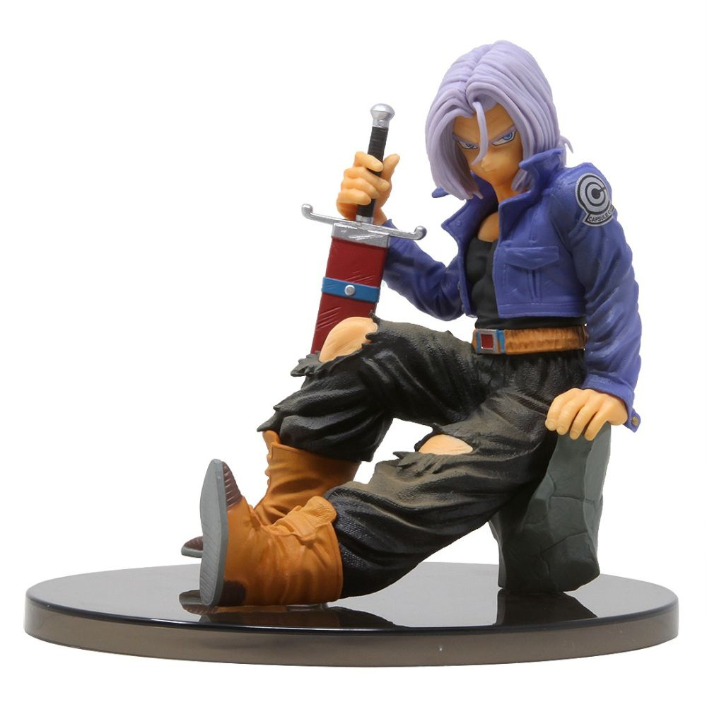 DRAGON BALL Z WORLD FIGURE COLOSSEUM 2 VOL8 TRUNKS