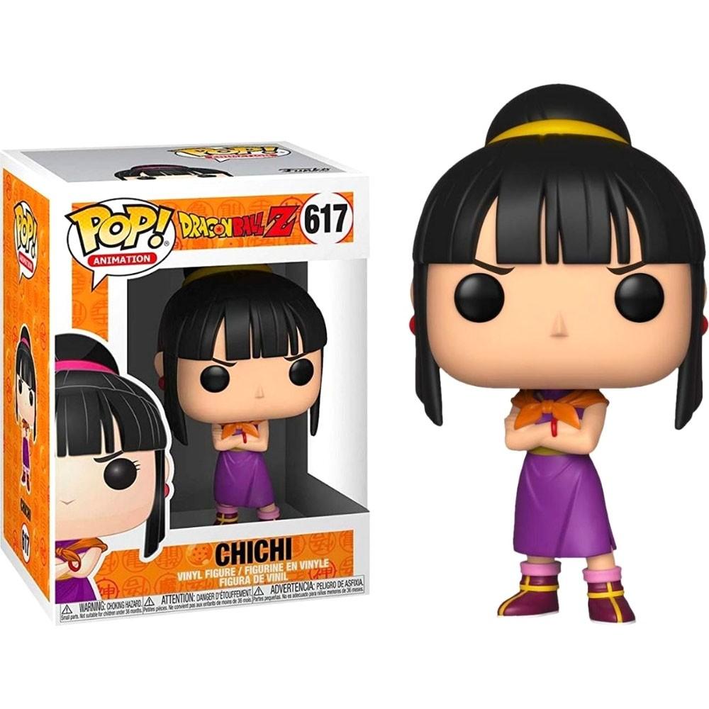 FUNKO POP! DRAGON BALL Z CHI CHI  #617
