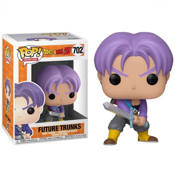 FUNKO POP! DRAGON BALL Z FUTURE TRUNKS  #702
