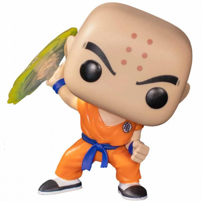 FUNKO POP! DRAGON BALL Z KRILLIN WITH DESTRUCTO DISC  #706