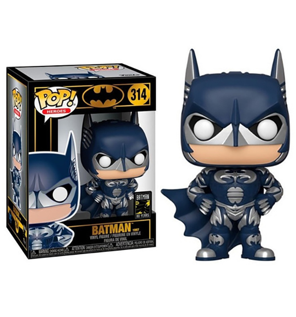 FUNKO POP! DC BATMAN 80 ANOS 1997 #314