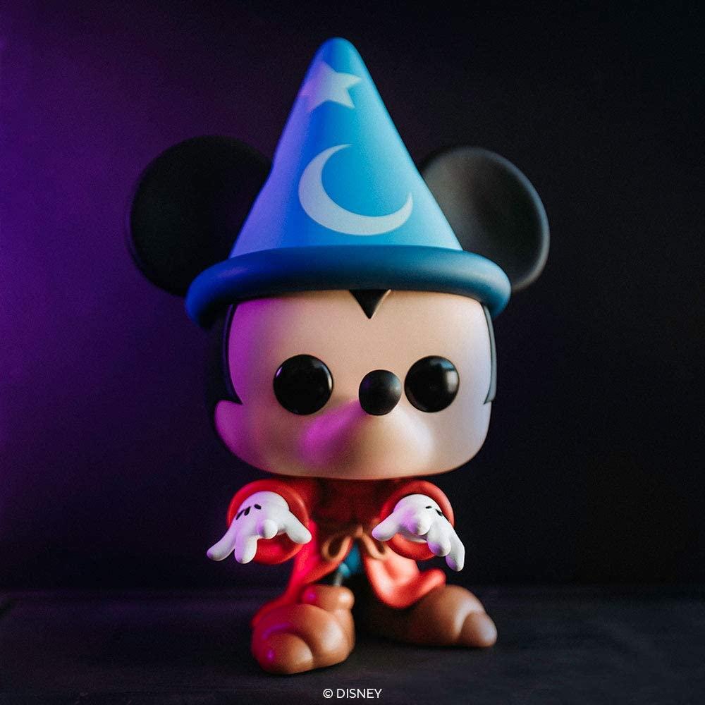 FUNKO POP! DISNEY FANTASIA MICKEY SORCERER #990