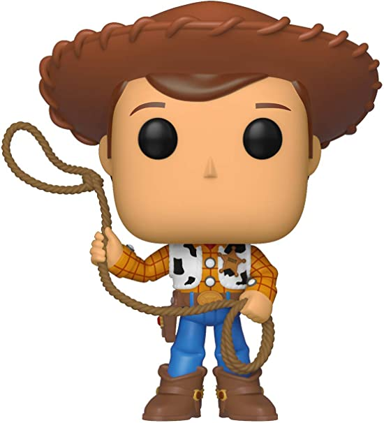 FUNKO POP! DISNEY TOY STORY 4 SHERIFF WOODY #522