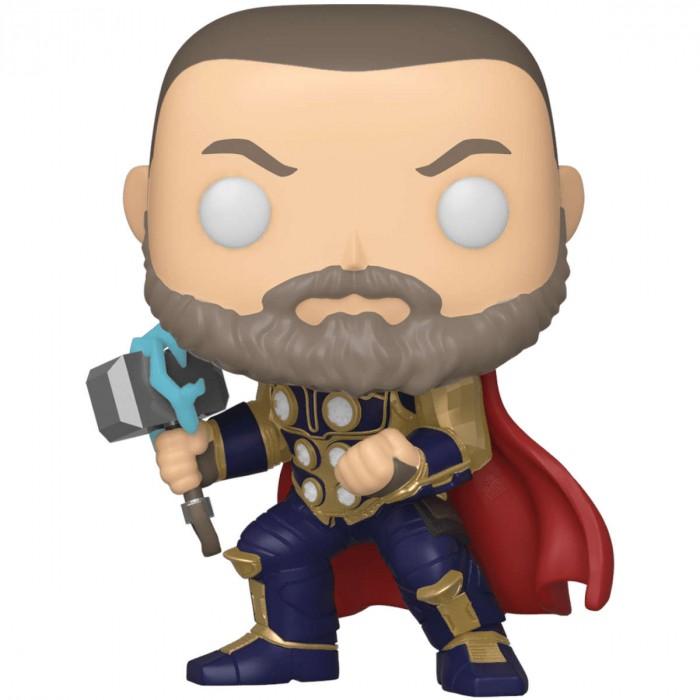 FUNKO POP! MARVEL AVENGERS GAME THOR (STARK TECH SUIT) #628