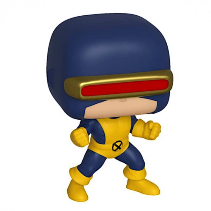FUNKO POP! MARVEL X-MEN EDICAO ESPECIAL 80 ANOS CYCLOPS #502
