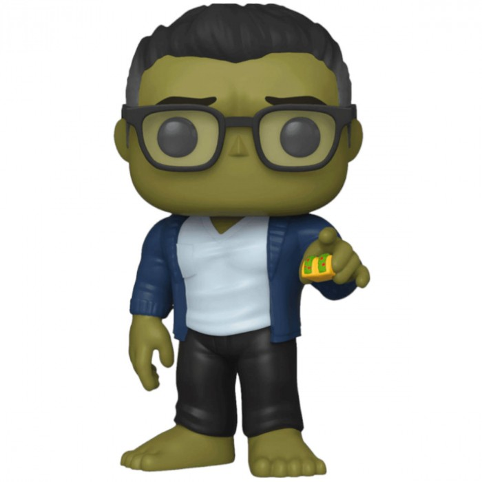 FUNKO POP! MARVEL ENDGAME HULK WITH TACO #575