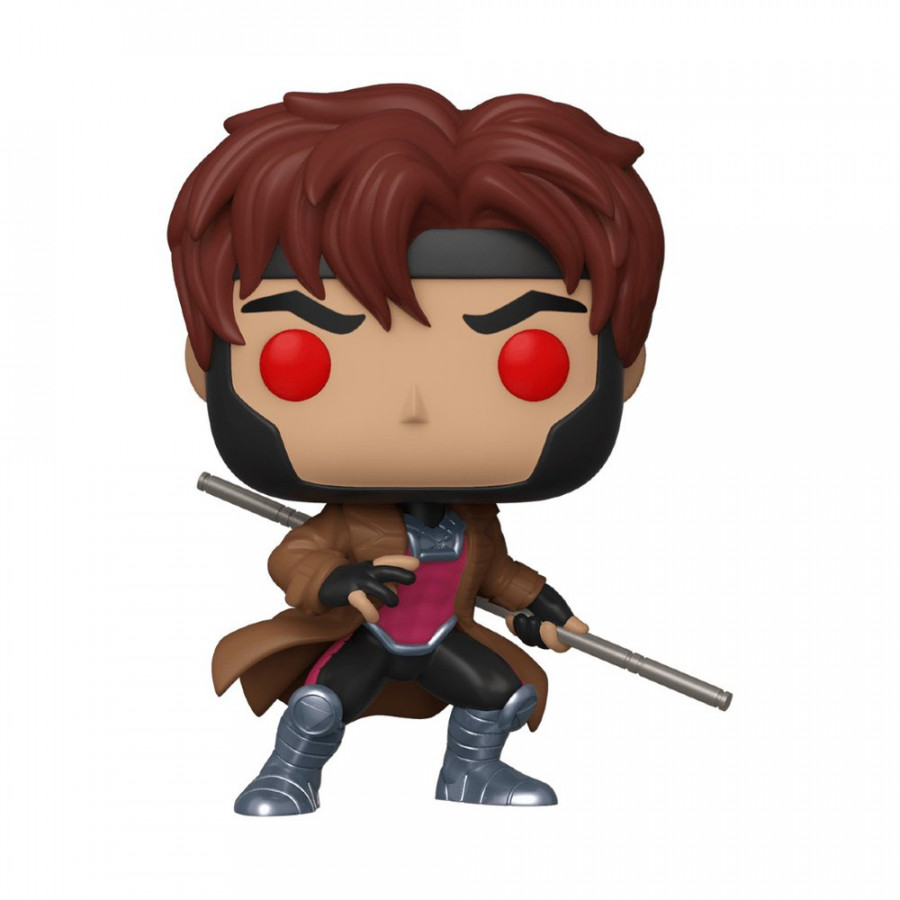 FUNKO POP! MARVEL X-MEN GAMBIT LIMITED EDITION #554