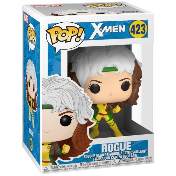 FUNKO POP! MARVEL X-MEN ROGUE CLASSICO (VAMPIRA) #423