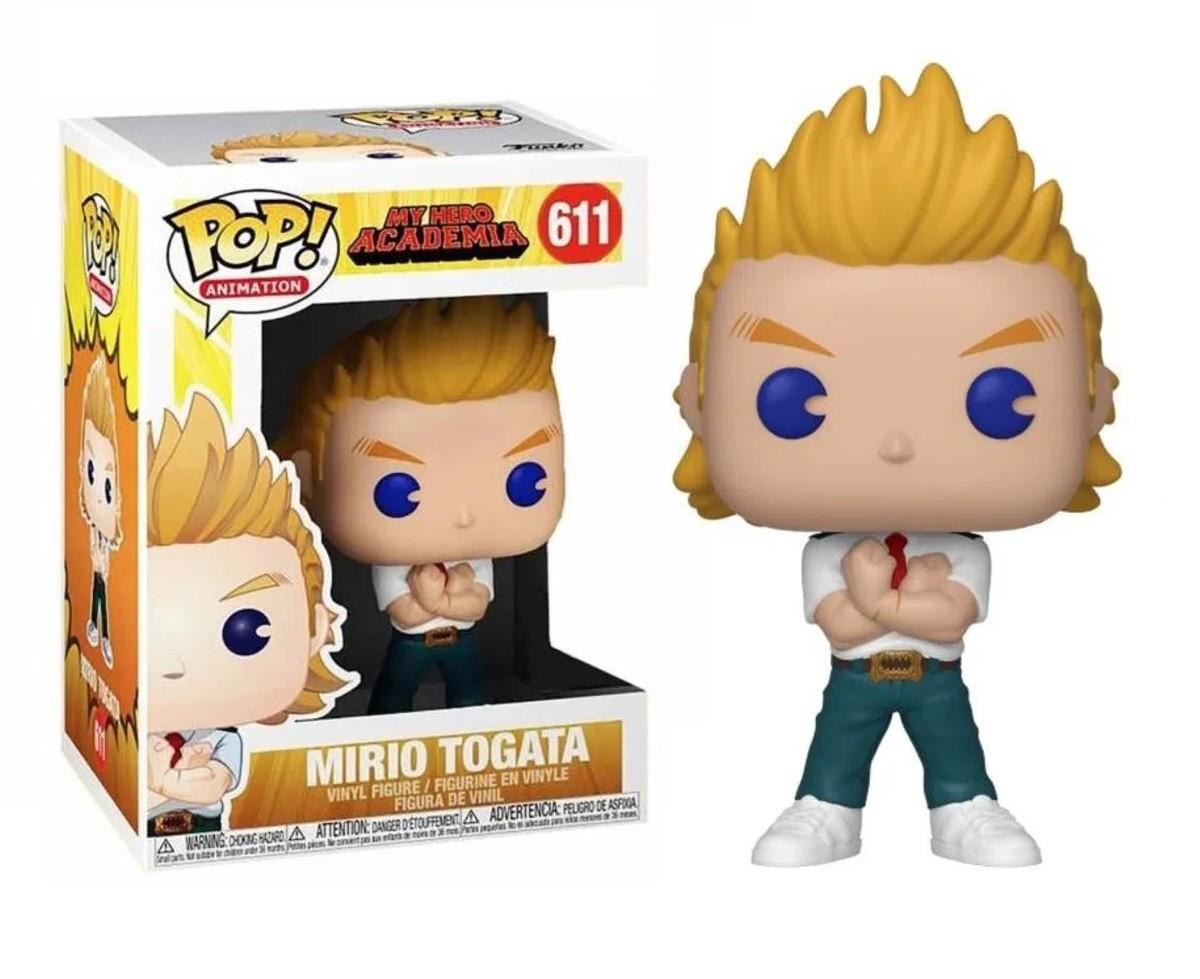 FUNKO POP! MY HERO ACADEMIA MIRIO TOGATA #611