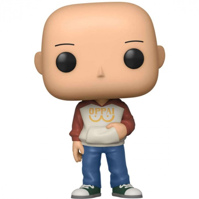 FUNKO POP! ONE PUNCH MAN CASUAL SAITAMA #719