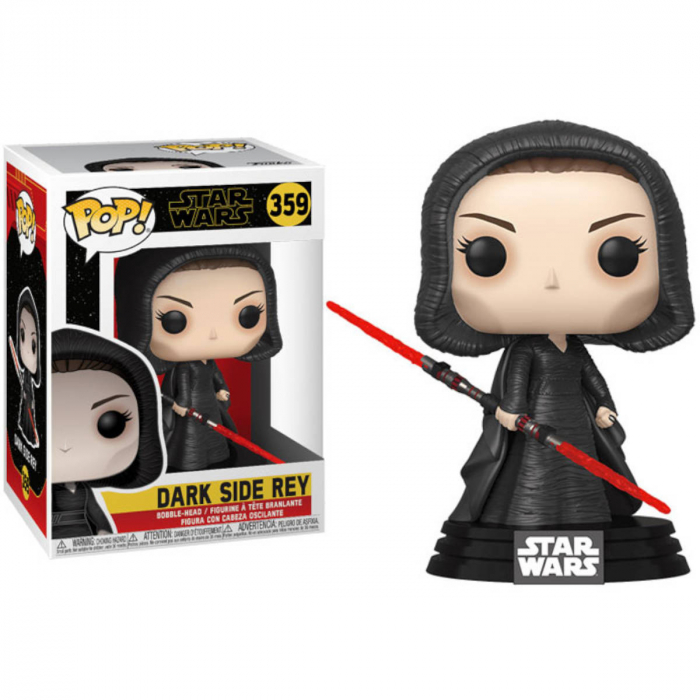 FUNKO POP! STAR WARS  ASCENSAO DE SKYWALKER DARK SIDE REY #359