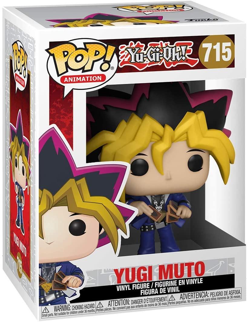 FUNKO POP! YU GI OH YUGI MUTO #715