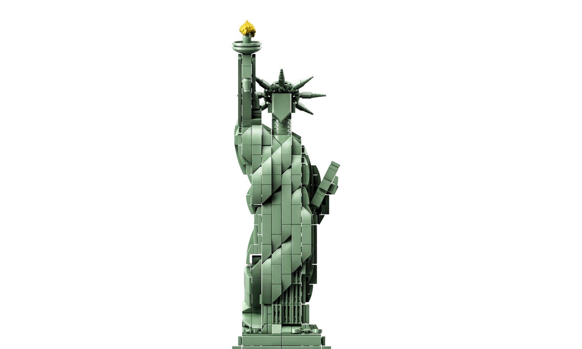 LEGO Architecture - Estátua da Liberdade 21042