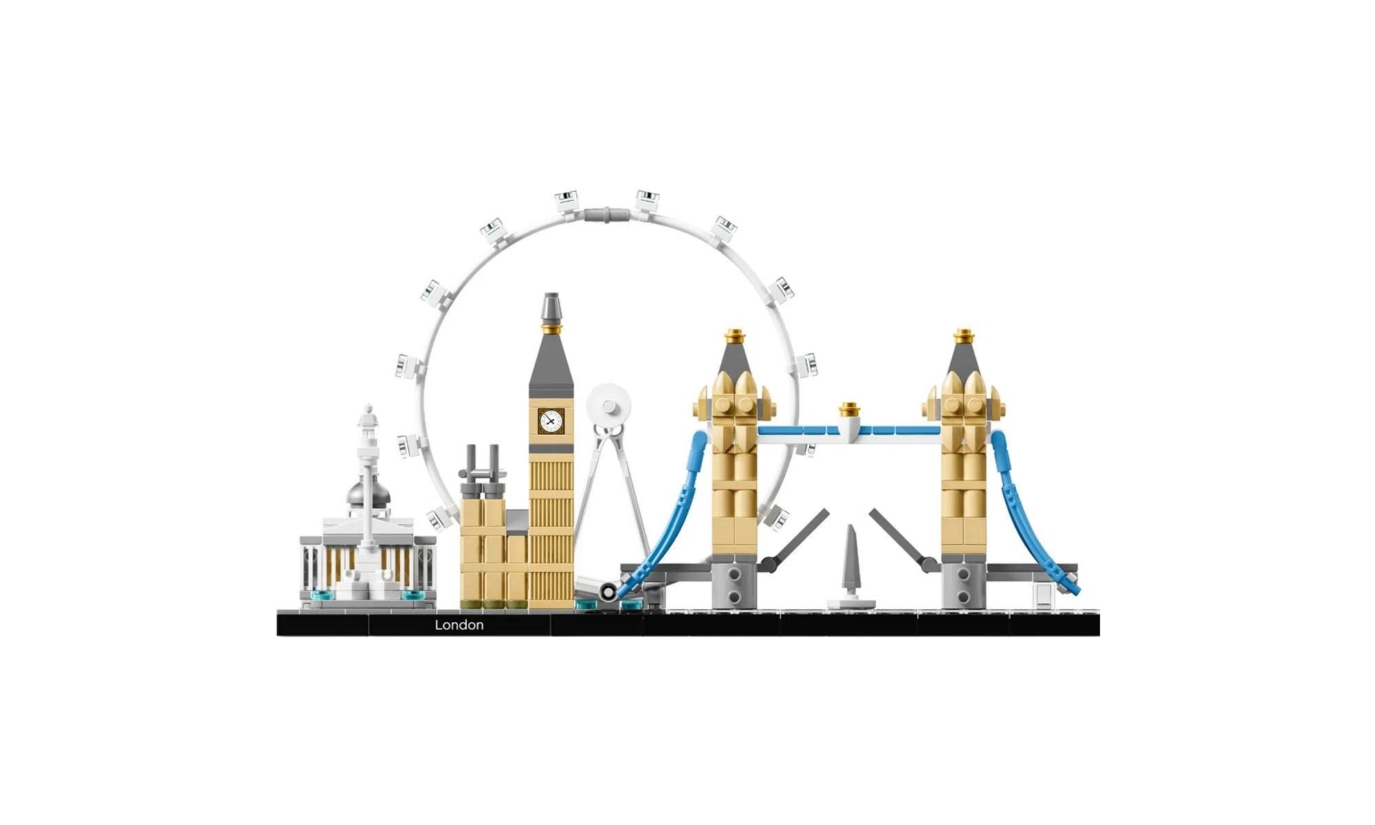 LEGO Architecture - Londres 21034