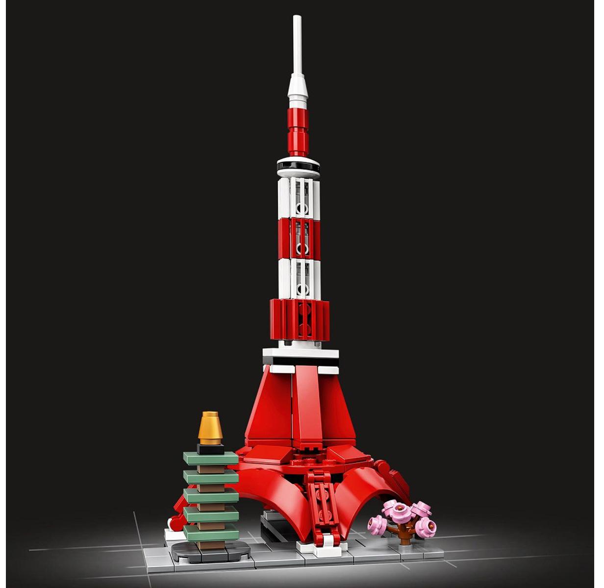 LEGO Architecture - Tóquio 21051