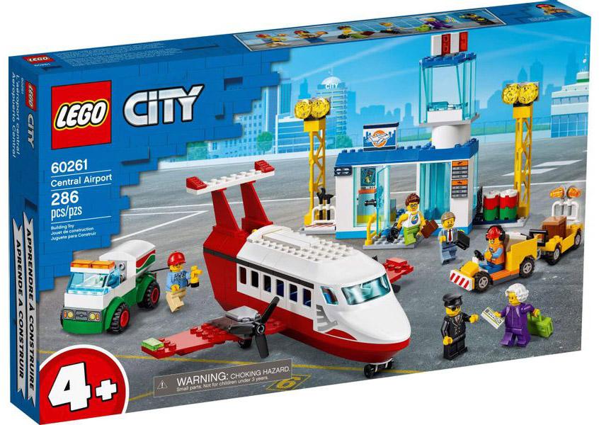 LEGO City Aeroporto Central 60261