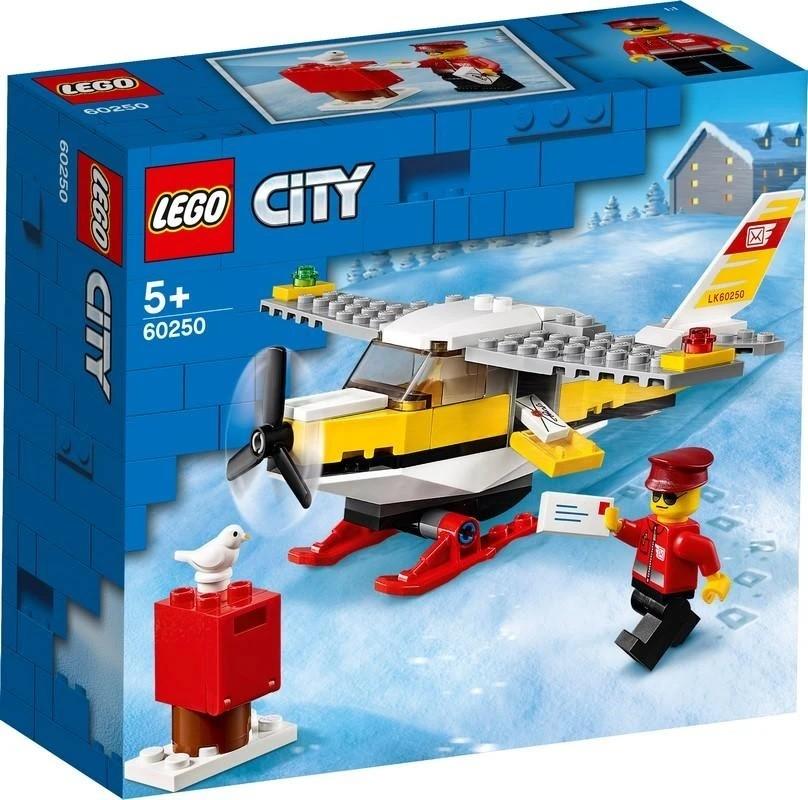 LEGO City Avião Correio 60250