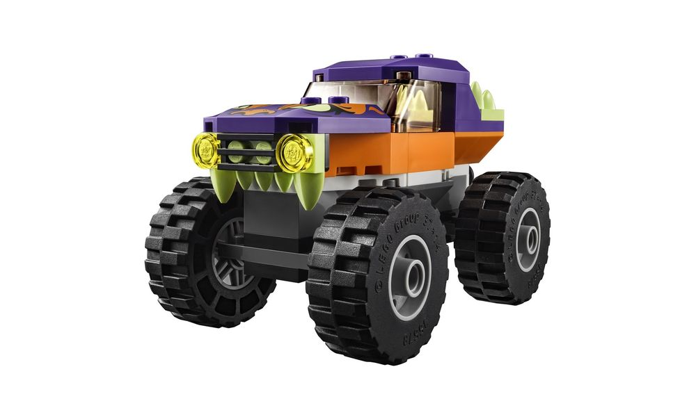 LEGO City Caminhão Gigante 60251