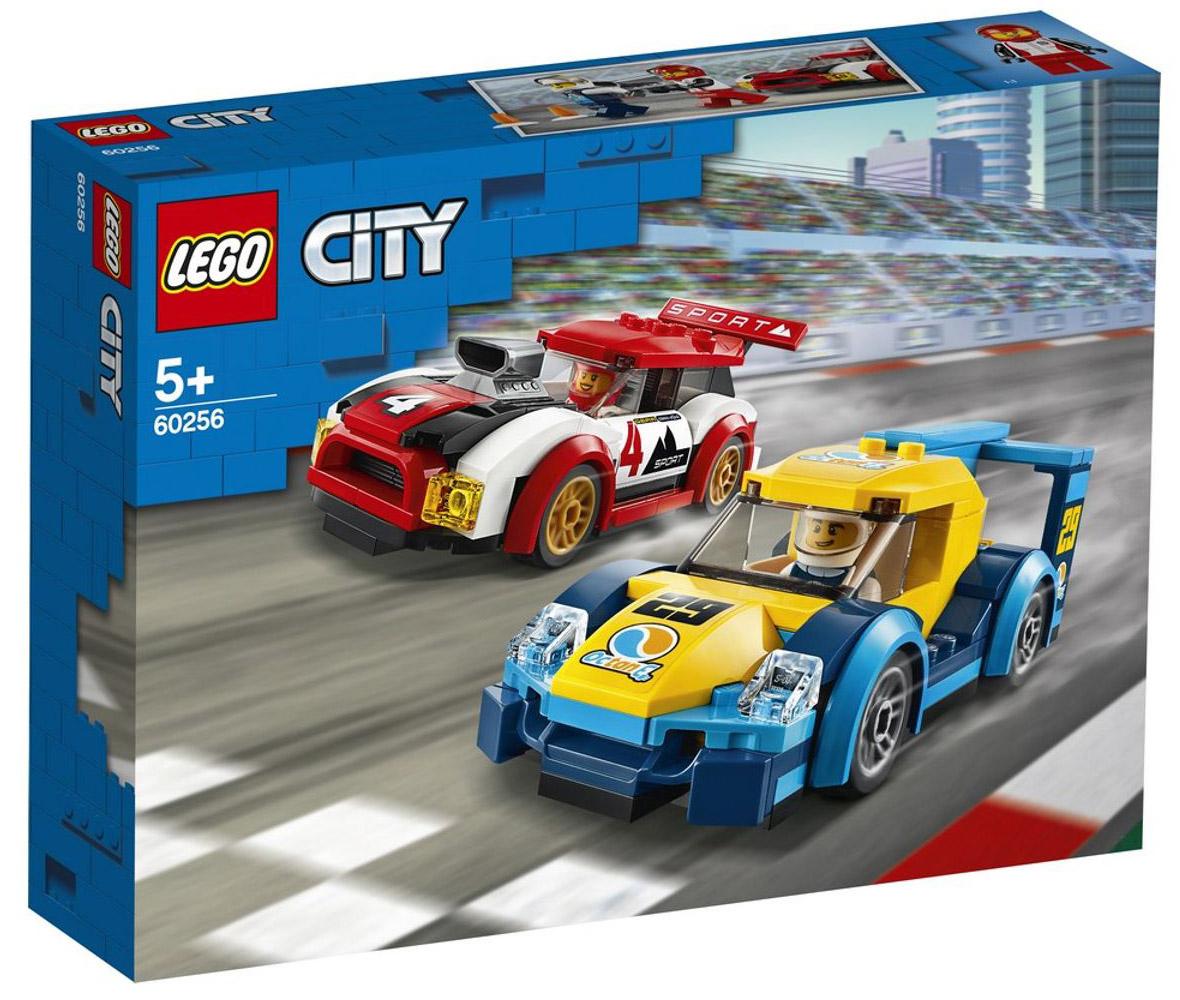 LEGO City Carros de Corrida 60256