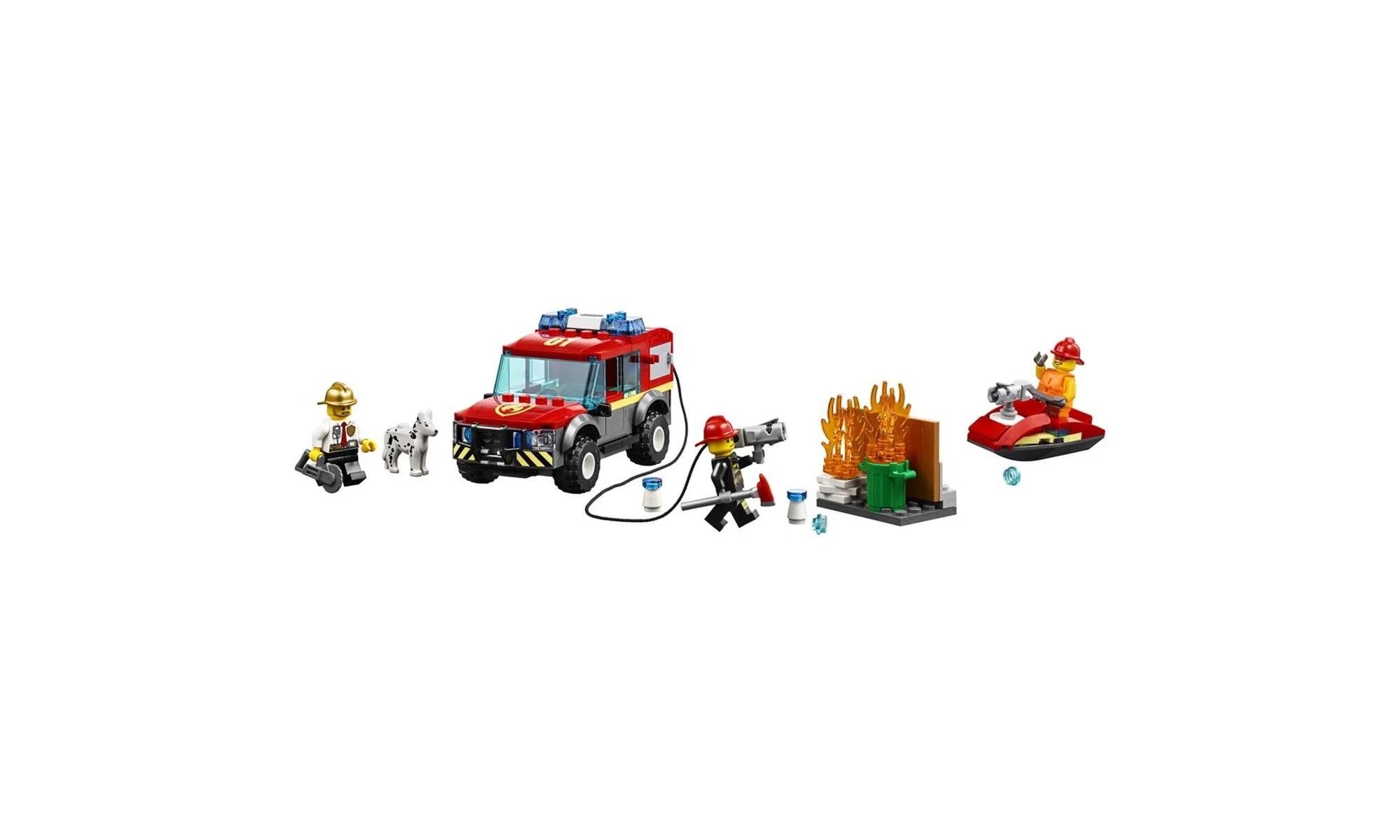 LEGO City Corpo dos Bombeiros 60215