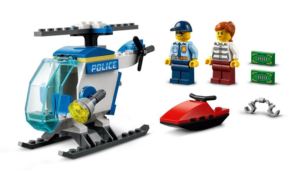 LEGO City Helicóptero da Polícia 60275