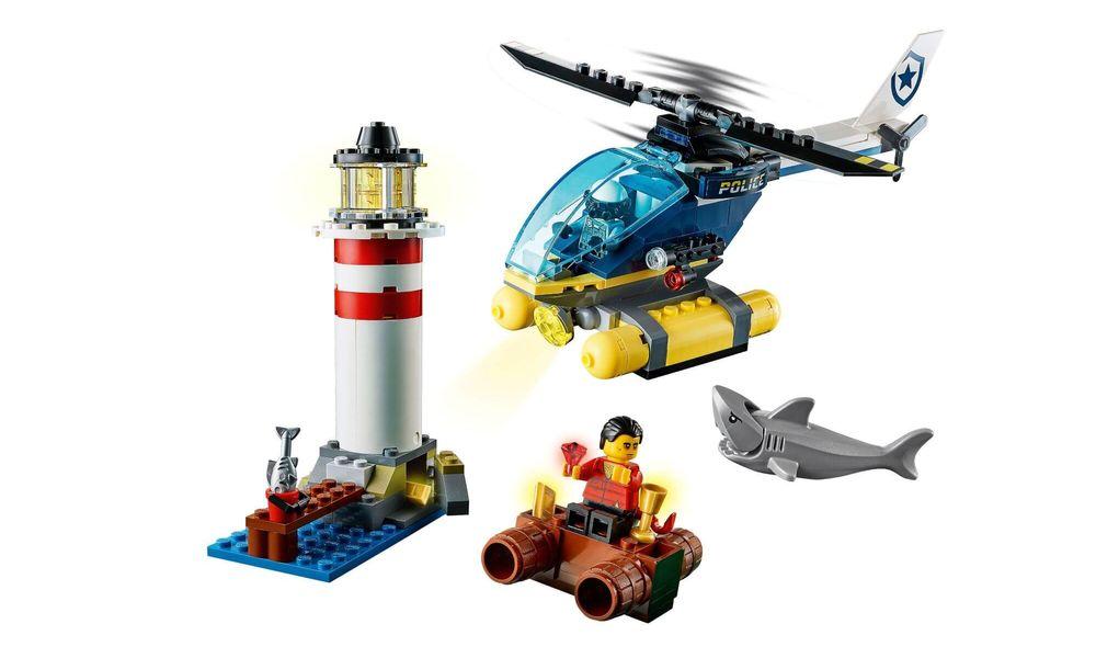 LEGO City Polícia de Elite: Captura no Farol 60274