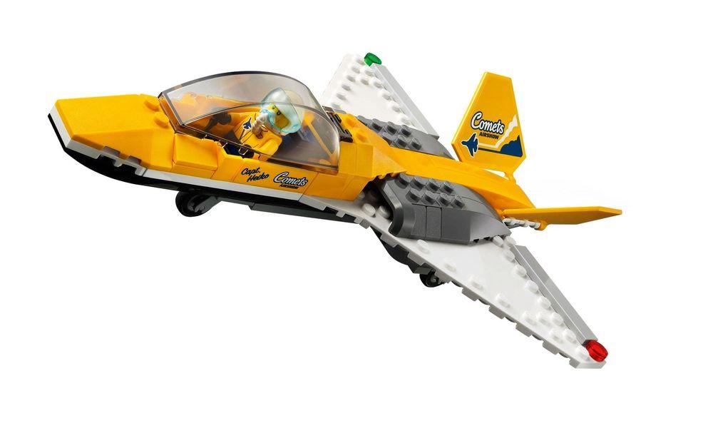 LEGO City Transportador de Avião de Acrobacias Aéreas 60289