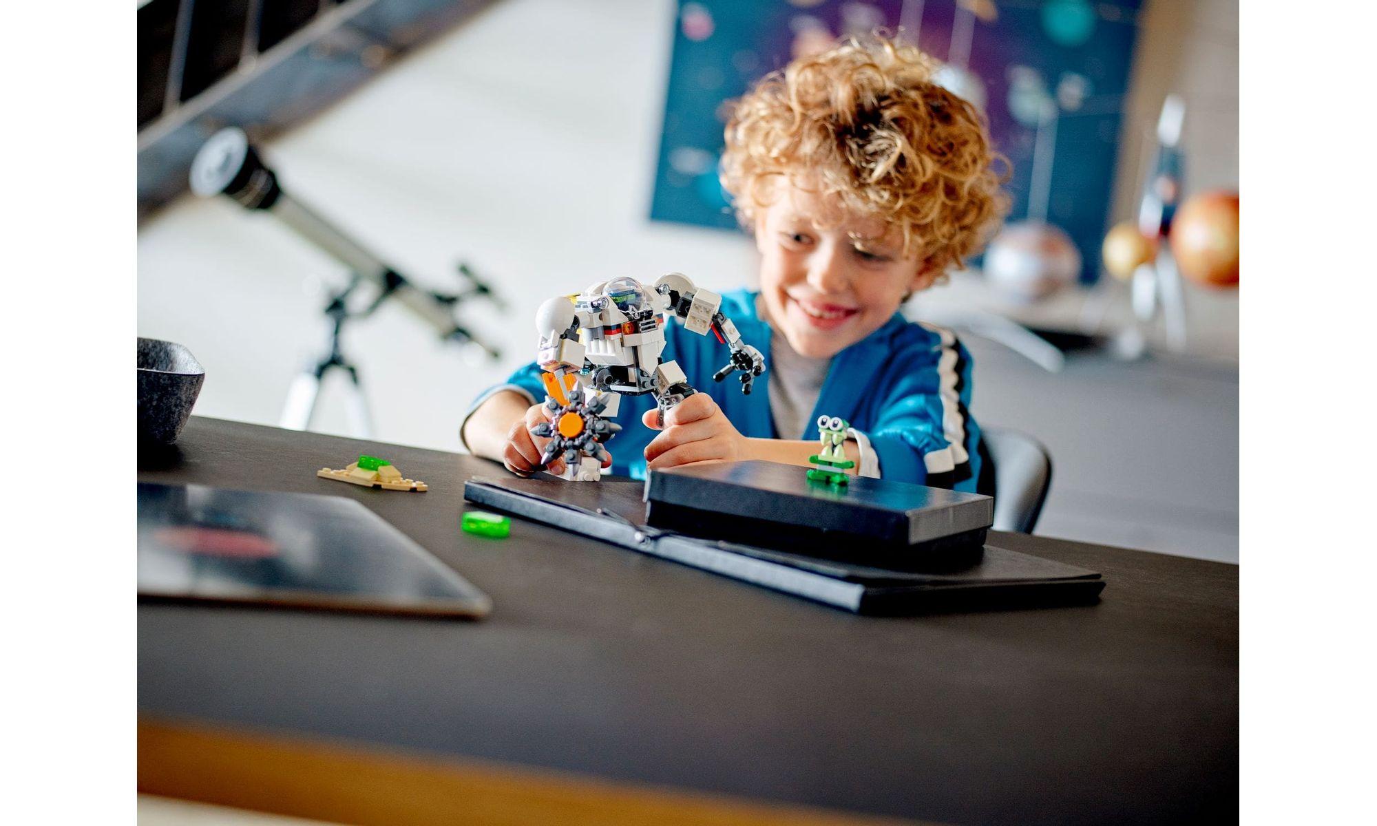 LEGO Creator 3 Em 1 - Robô de Mineração Espacial 31115