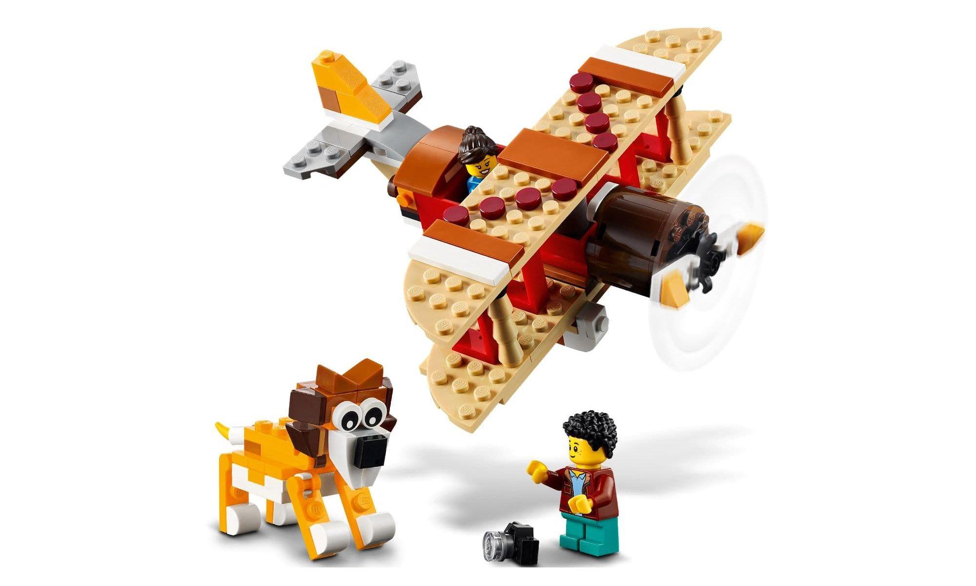LEGO Creator 3 Em 1 - Safari Casa na Árvore 31116