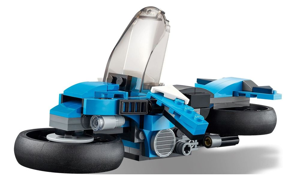 LEGO Creator 3 Em 1 - Supermoto 31114