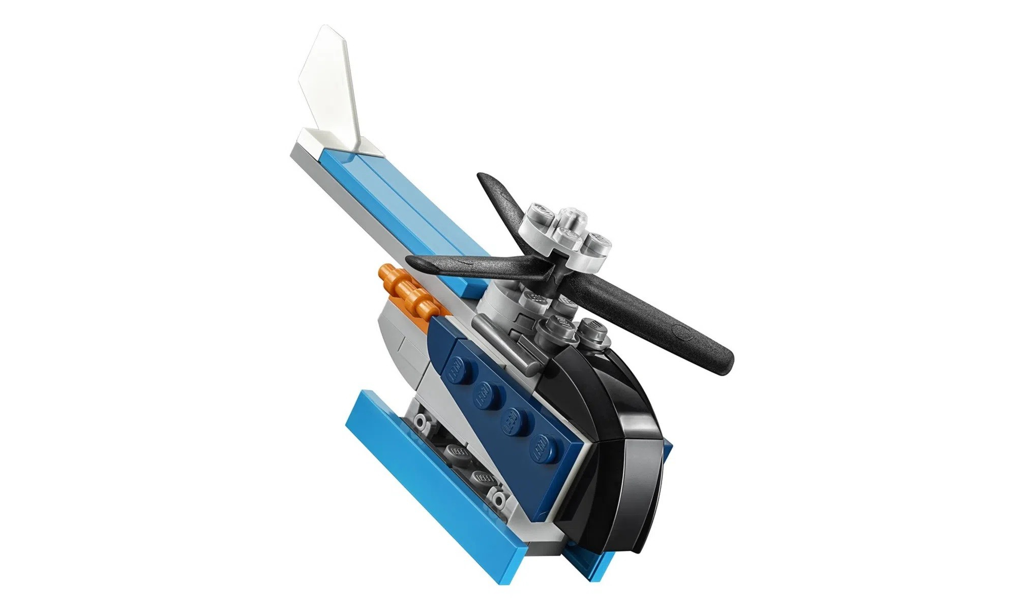 LEGO Creator - Modelo 3 Em 1: Avião de Hélice 31099
