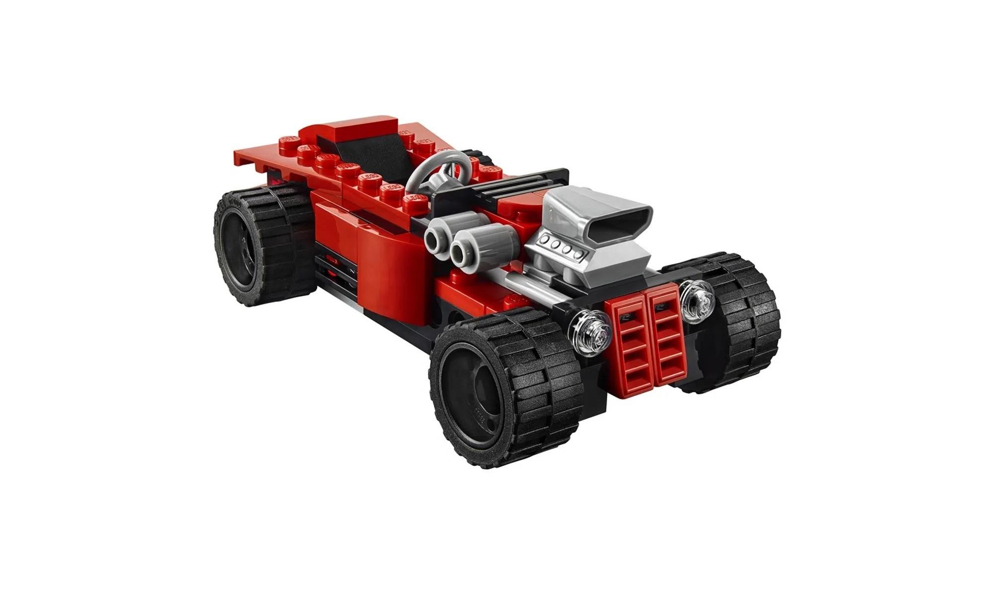 LEGO Creator - Modelo 3 Em 1: Carro Esportivo