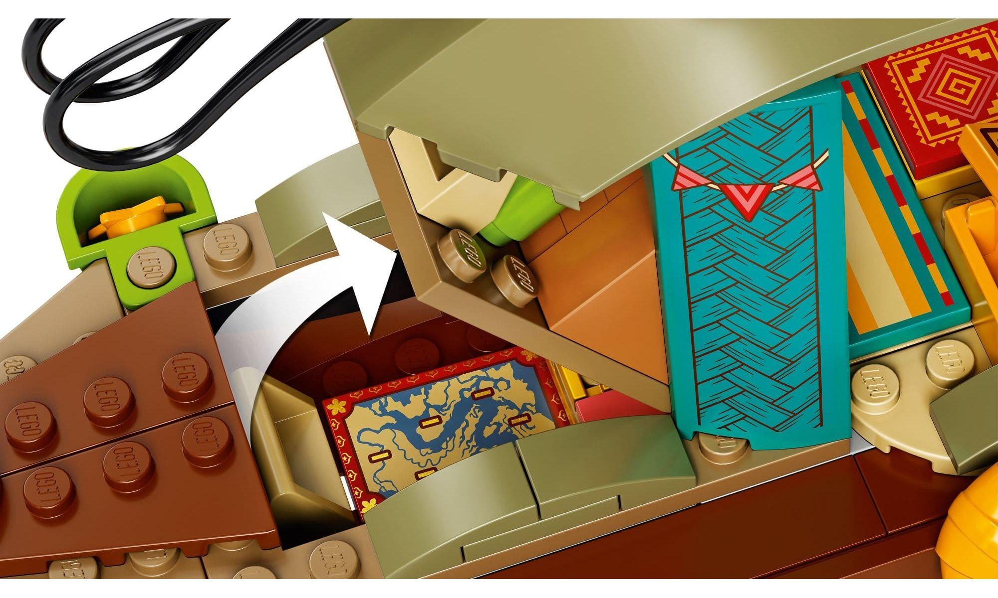 LEGO Disney - O Barco de Boun 43185