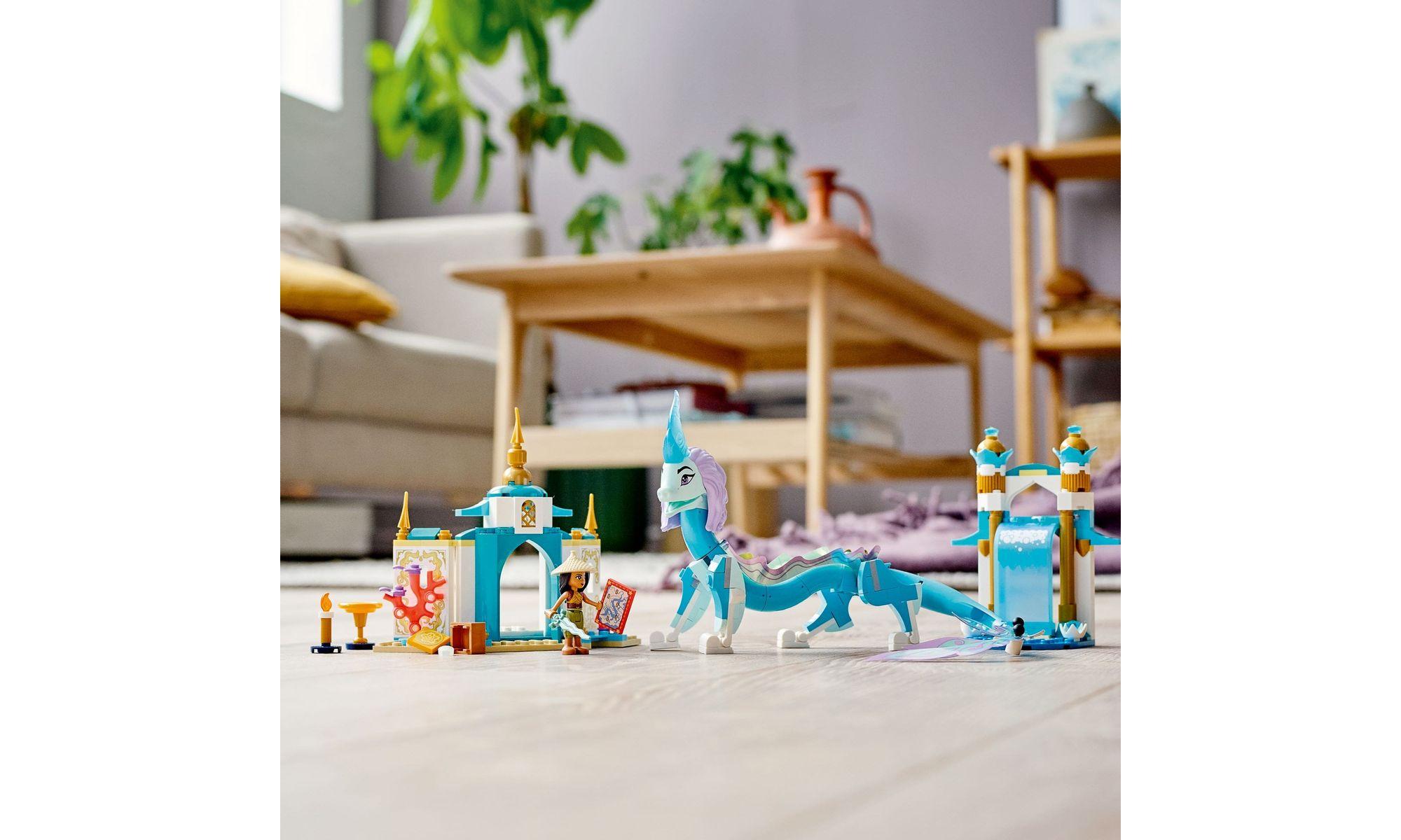 LEGO Disney - Raya e o Dragão Sisu 43184