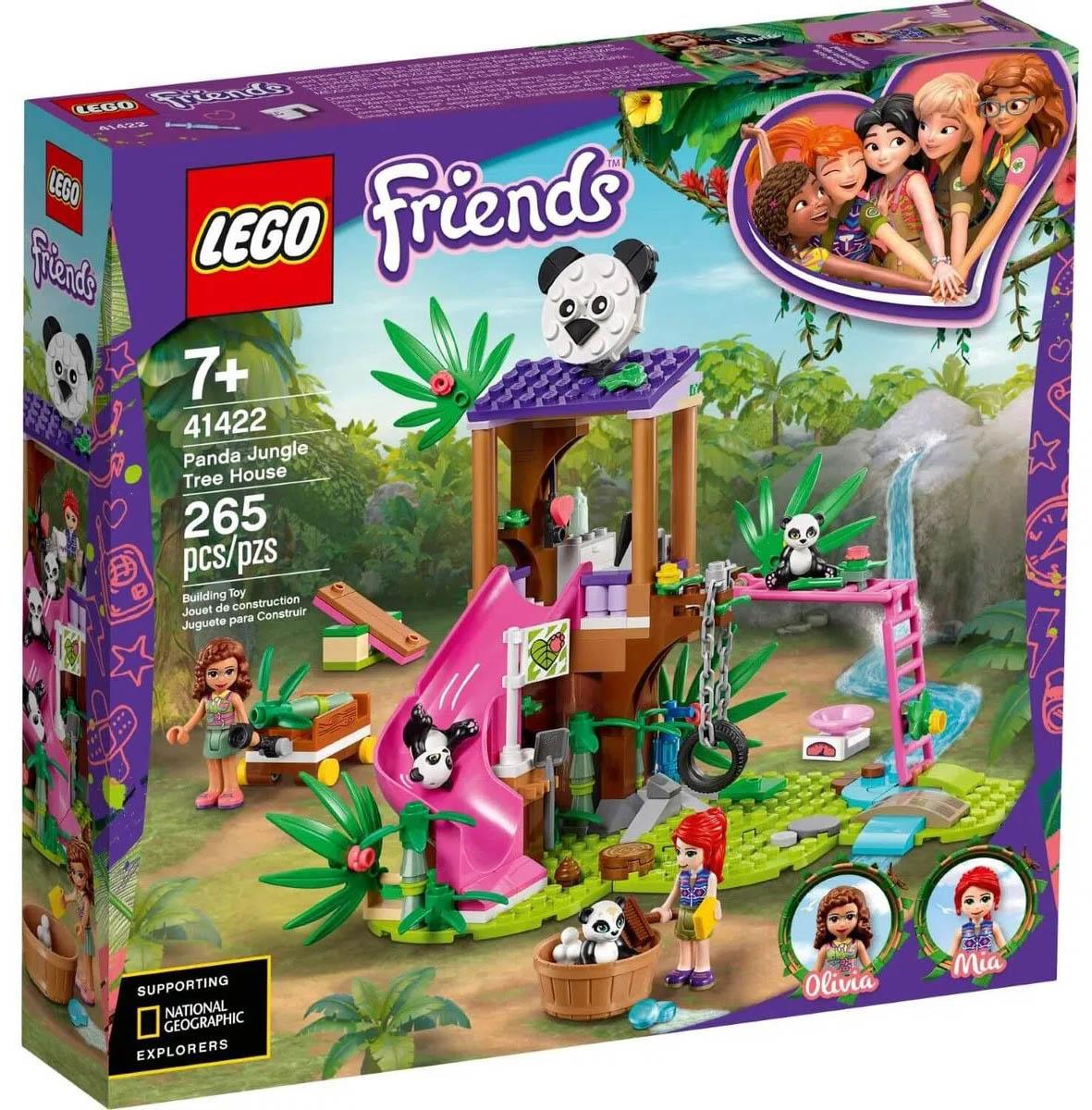 LEGO Friends - Casa do Panda na Arvore da Selva 41422