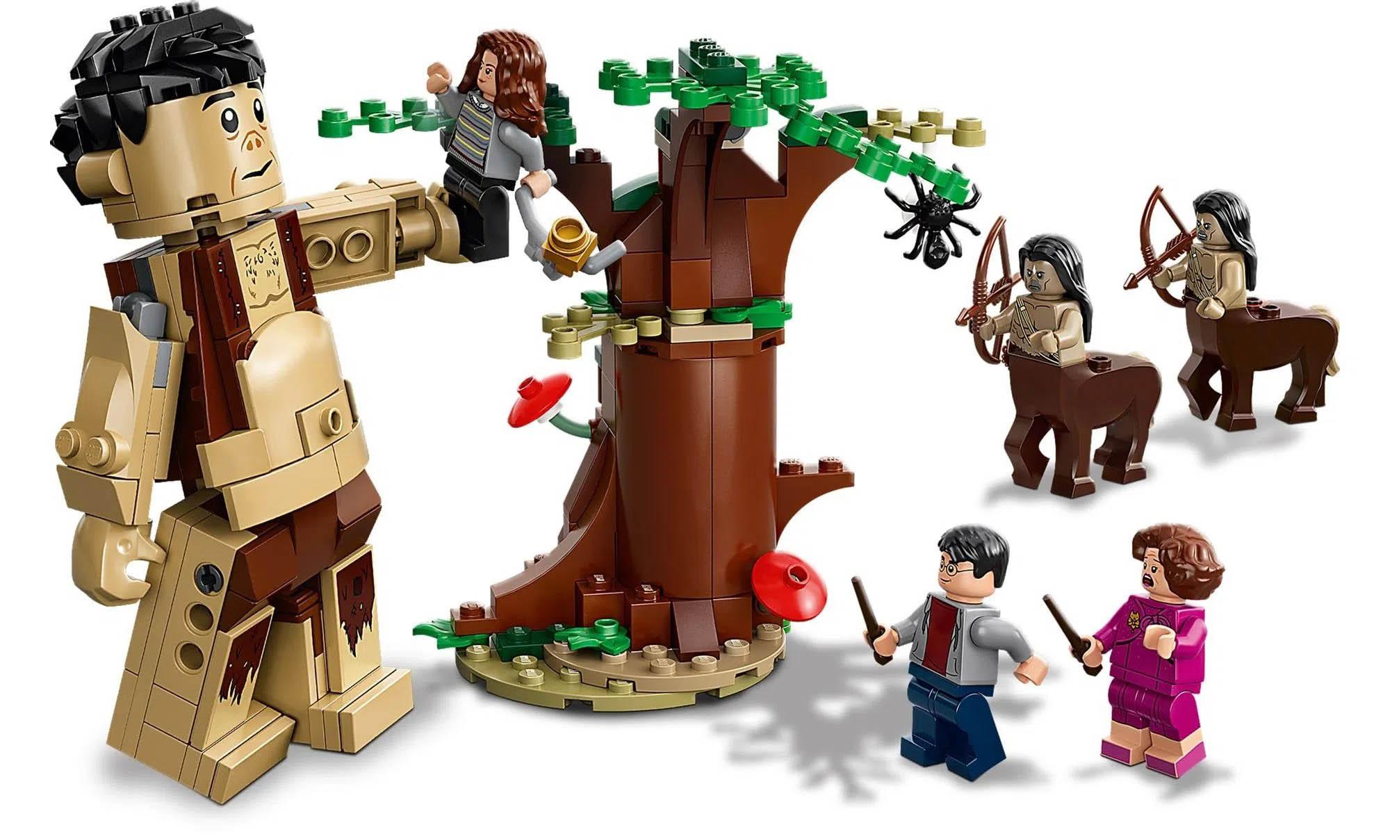 LEGO Harry Potter™ A Floresta Proibida: O Encontro de Grope e Umbridge 75967