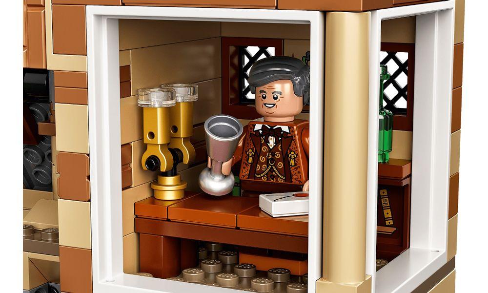 LEGO Harry Potter - A Torre de Astronomia de Hogwarts 75969