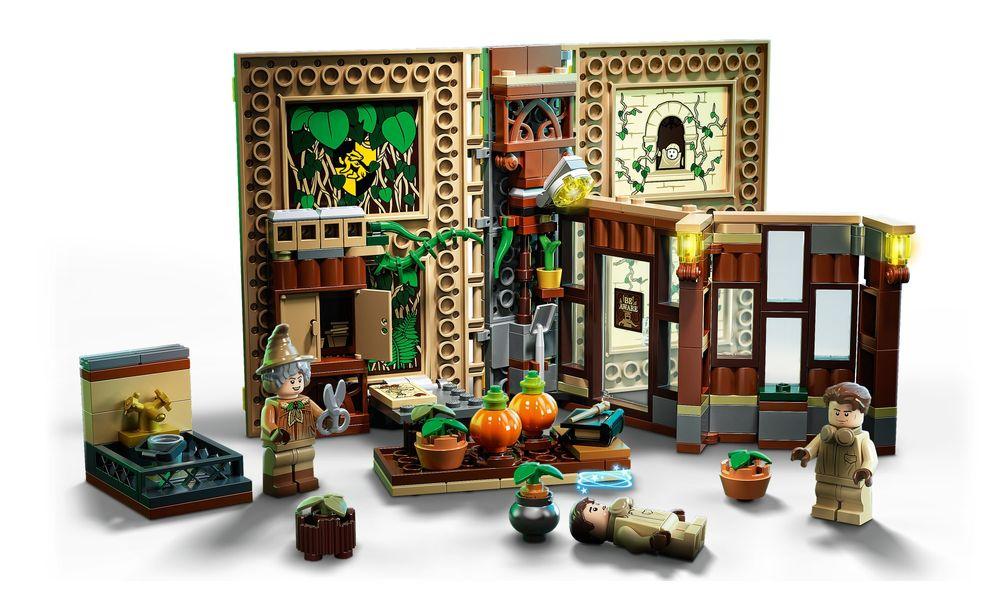 LEGO Harry Potter - Momento Hogwarts: Aula de Herbologia 76384