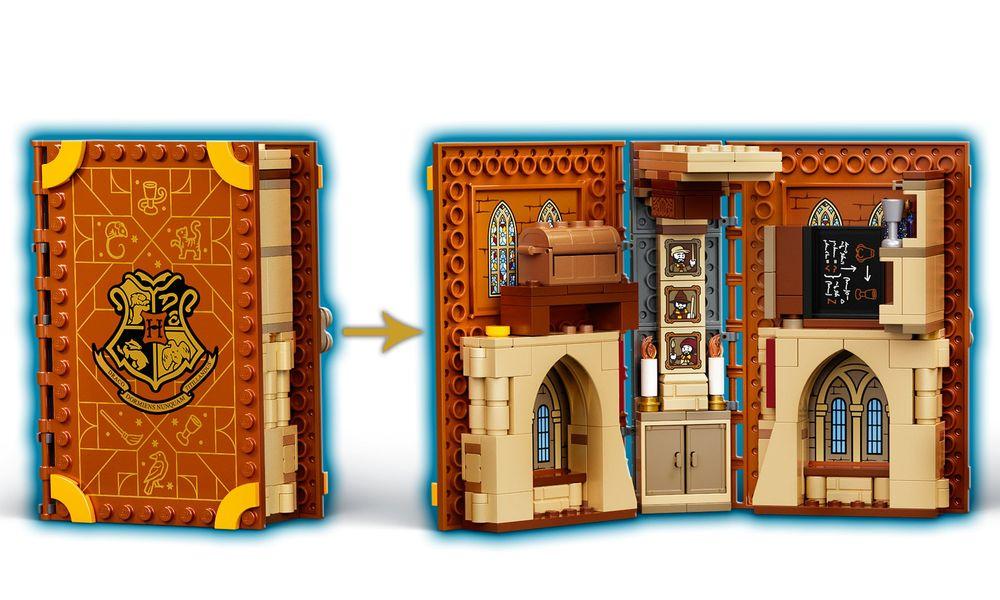 LEGO Harry Potter - Momento Hogwarts: Aula de Transfiguração 76382
