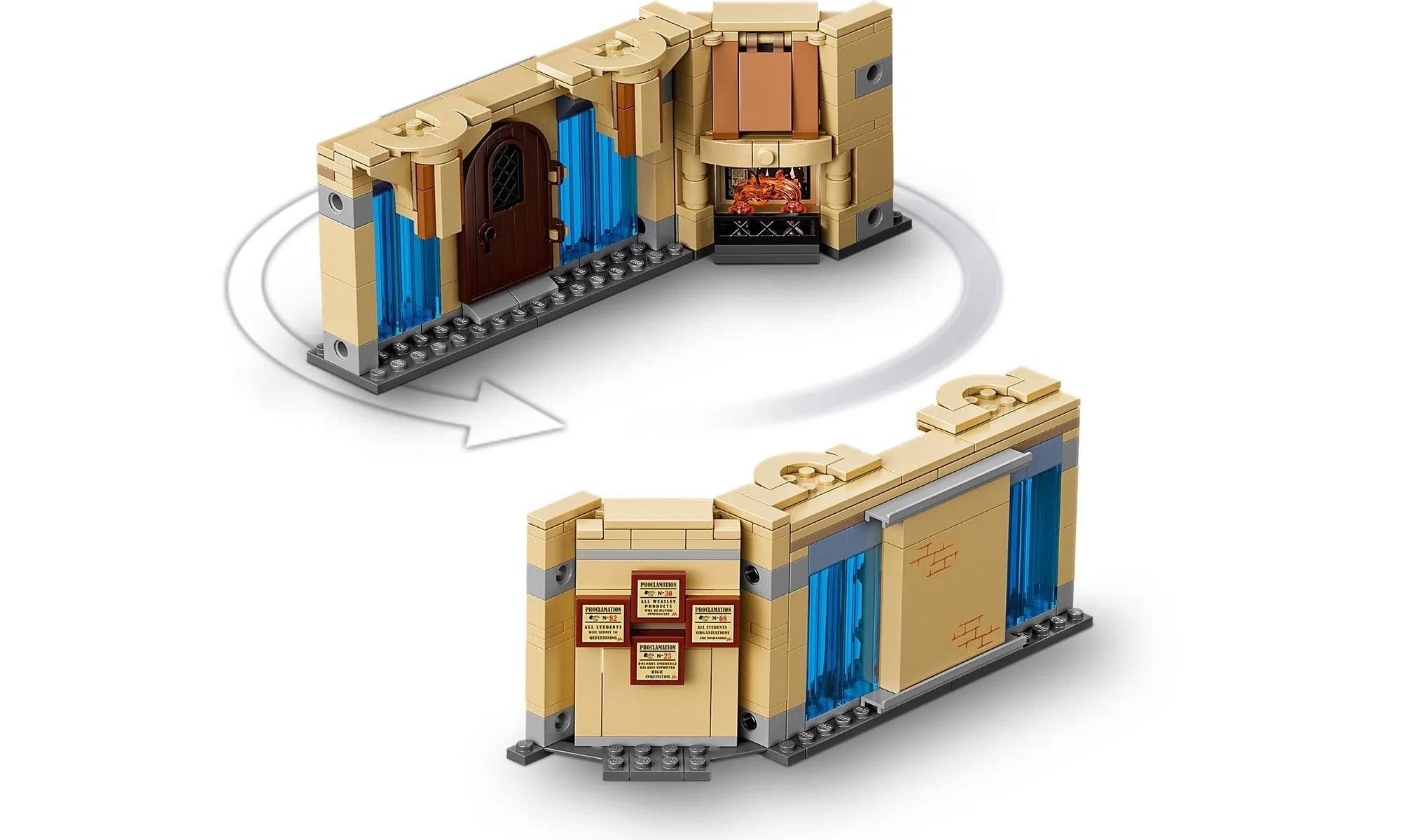 LEGO Harry Potter™ Sala Precisa de Hogwarts 75966