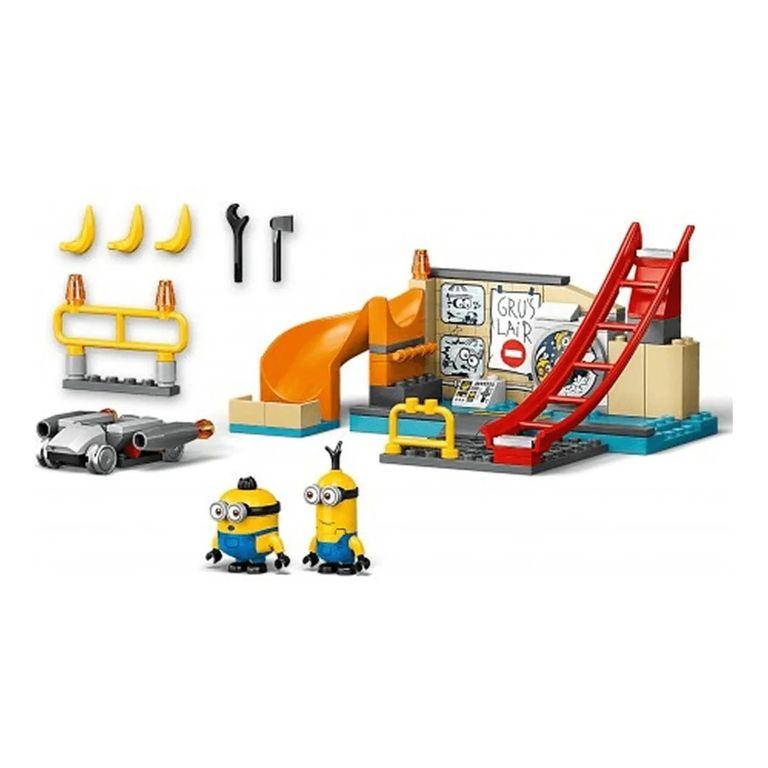 LEGO Minions - Os Minions no Laboratório do Gru 75546