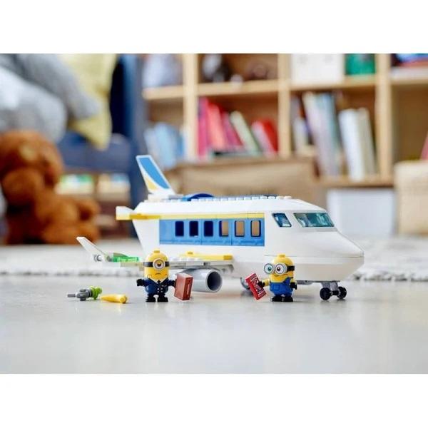 LEGO Minions - Piloto Minion Recebendo Treinamento 75547