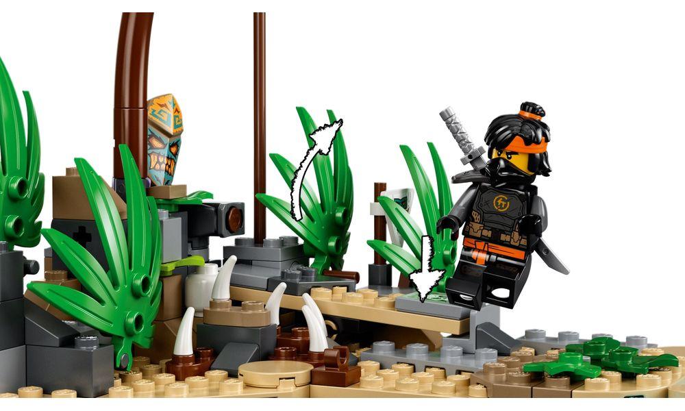 LEGO Ninjago - Aldeia dos Guardiões 71747
