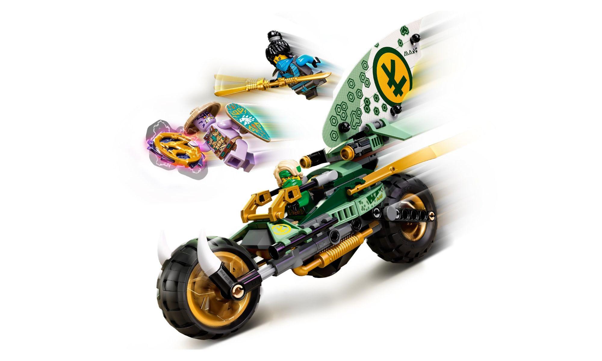 LEGO Ninjago - Chopper da Selva de Lloyd 71745