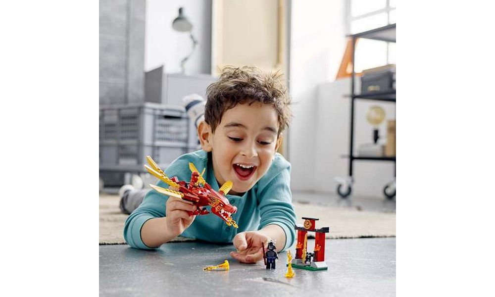 LEGO Ninjago - Dragao do Fogo do Kai 71701